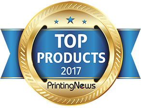 Amazing101 Award | Printing News Top Products of 2017