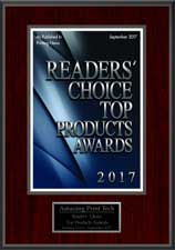 2017 Reader's Choice Top Product Awards, Printing News | Amazing101
