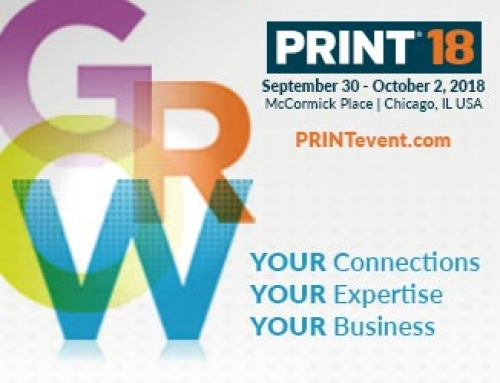 Join us at Print18, booth #451